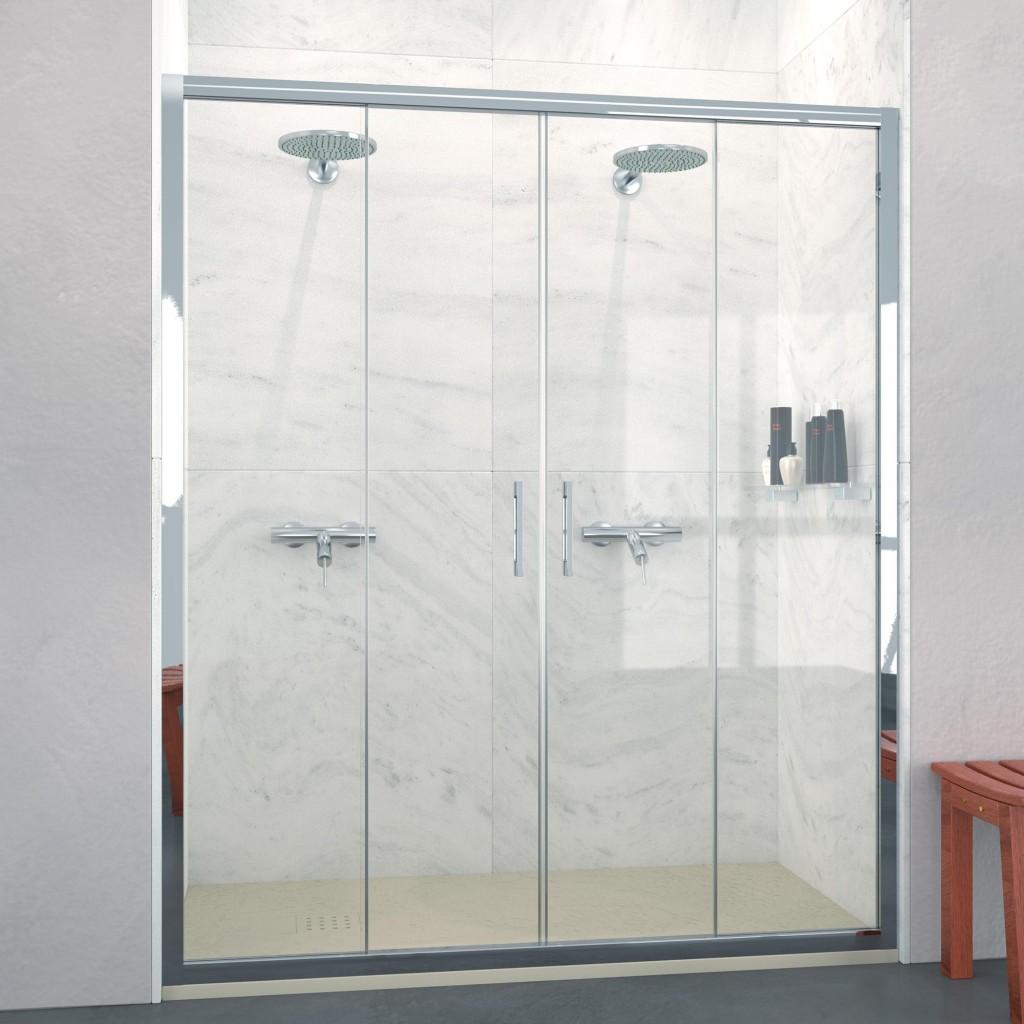 Mamparas ventanas pvc leon - Platos de ducha con mampara ...